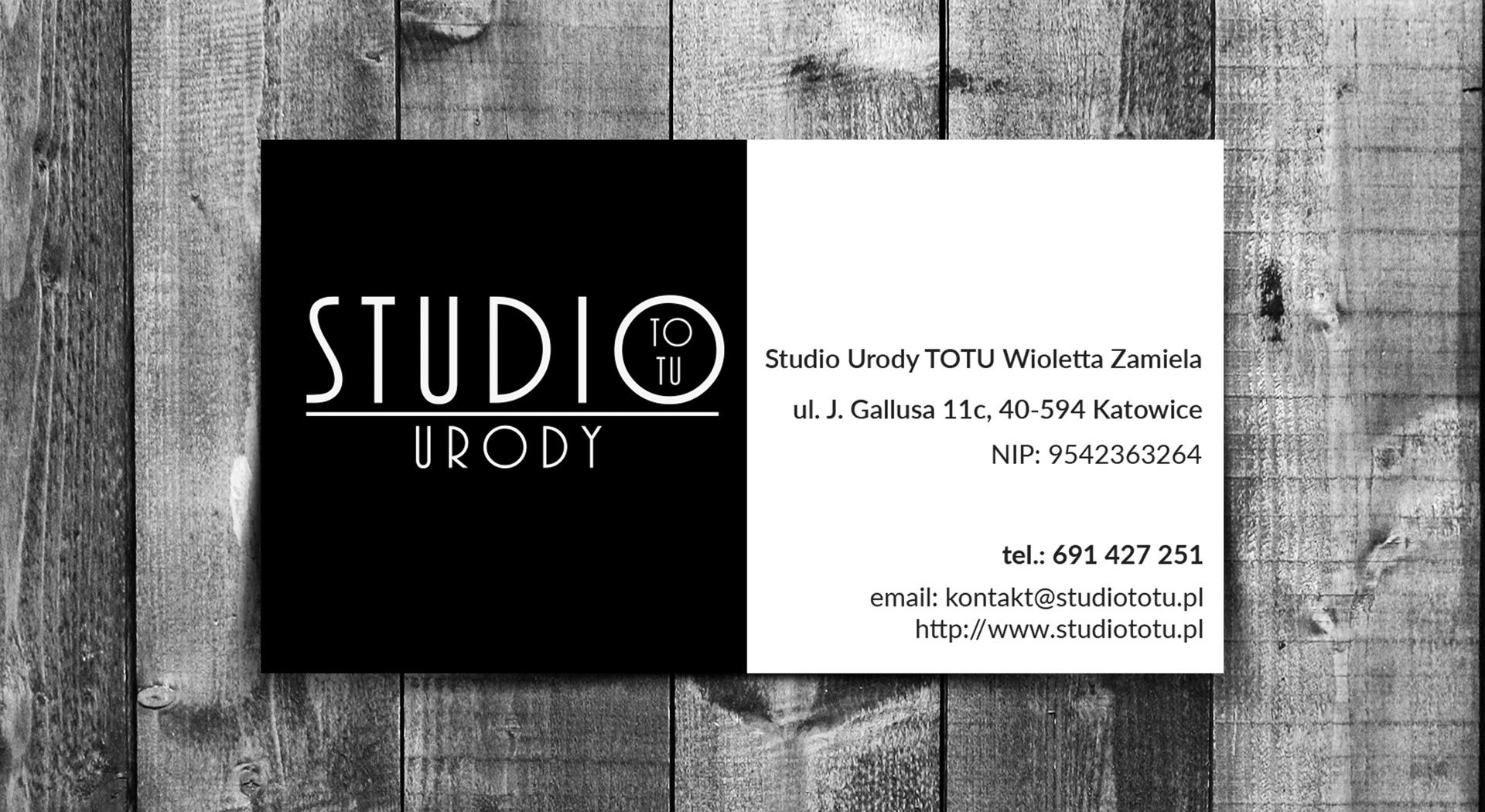 Logo Studio TOTU